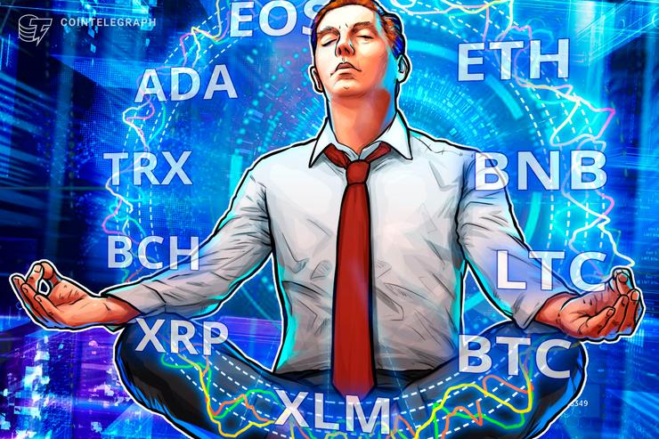 1 Ekim Kripto Para Fiyat Analizi: BTC, ETH, XRP, BCH, LTC, BNB, EOS, BSV, XMR, ADA