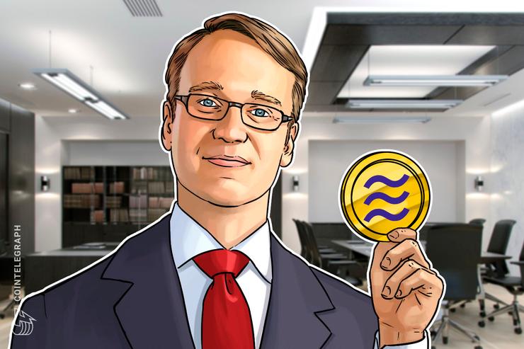 Präsident der Deutschen Bundesbank: Facebook Libra macht Notenbanken nicht überflüssig