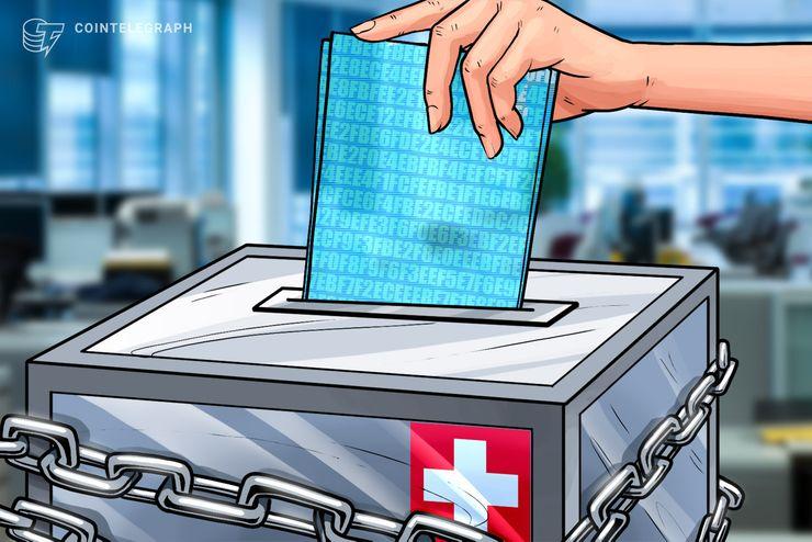 Schweizer E-Voting-Experiment mit Blockchain-Technologie stößt auf große Zustimmung