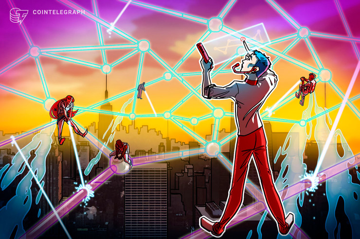 Building Blockchains Secretly in South America