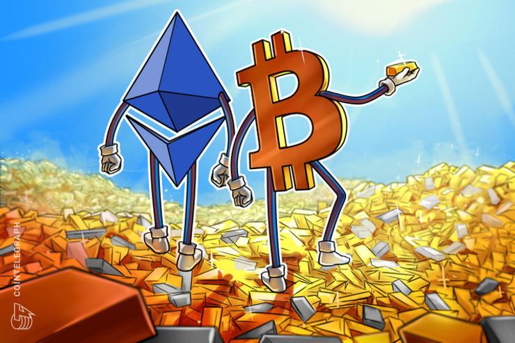 Bitcoin Suisse startet Handel mit Gold, Silber und Platin