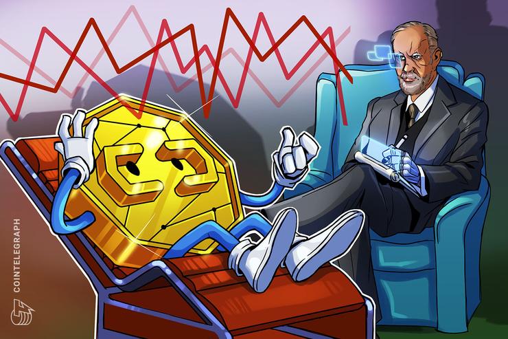 Bitcoin ainda registra alta na semana apesar de não conseguir manter-se nos US$ 11.000