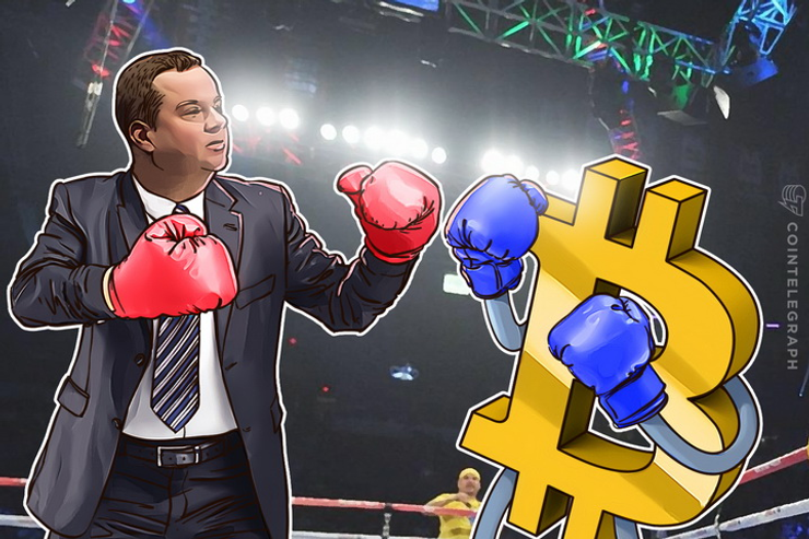 Governments vs Bitcoin: A Fight For Control