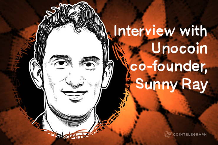 Bitcoin in India 'On the Rise' says Sunny Ray, Unocoin Co-founder