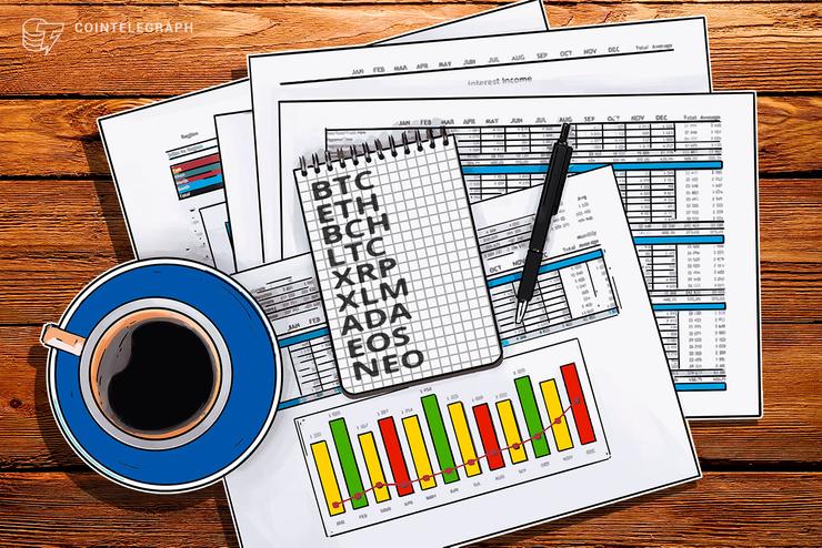 Kursanalyse, 11. April: Bitcoin, Ethereum, Bitcoin Cash, Ripple, Stellar, Litecoin, Cardano, NEO, EOS