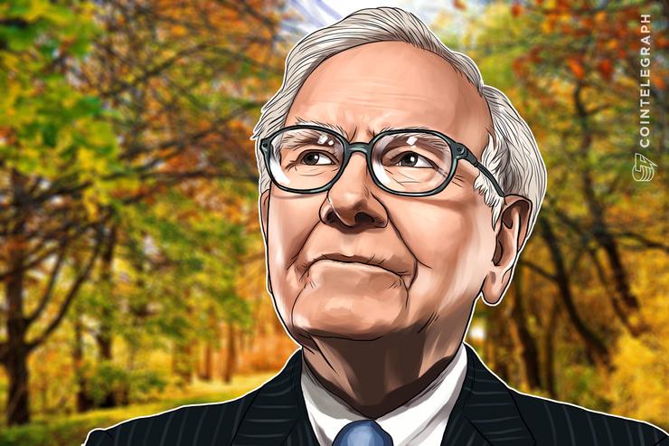 "Comprar Bitcoin não é investir, alega ""Oráculo de Omaha"" Warren Buffett"