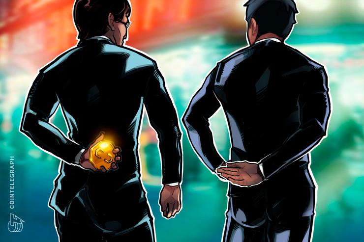 Regulador chino acusa intercambios criptográficos de volúmenes fraudulentos 83