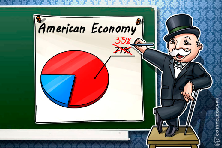 71% of Americans Believe Economy is Rigged, So Switch to Bitcoin