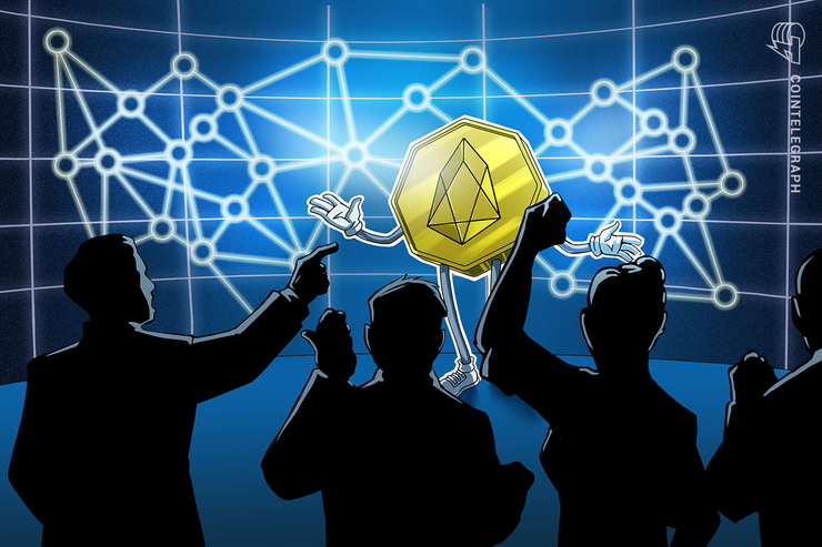 Arbitration on a Governed Blockchain: EOS' Crisis of Dispute Resolution
