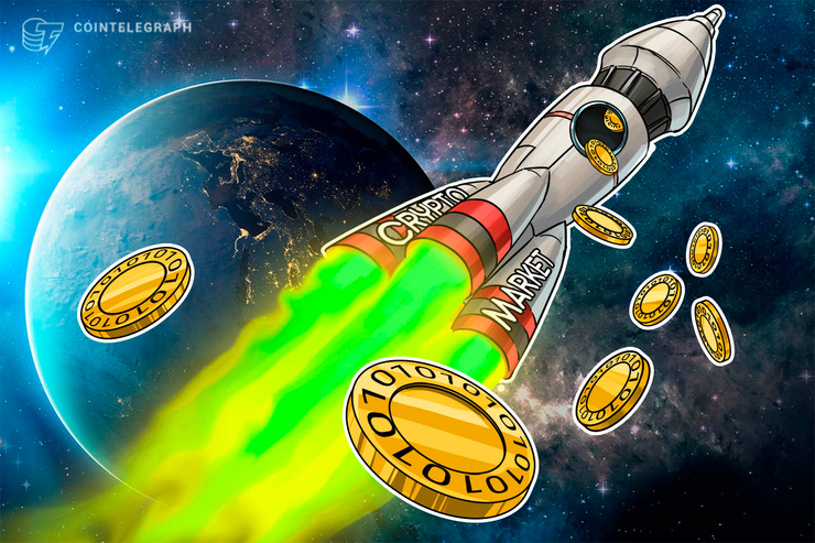 Bitcoin's Price Jumps $1,000 In 30 Minutes Of Market Growth Across The Board