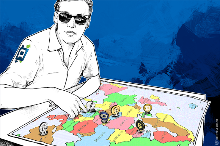 Bitcoin Brokerage Anycoin Direct Expands to an Additional 14 European Countries