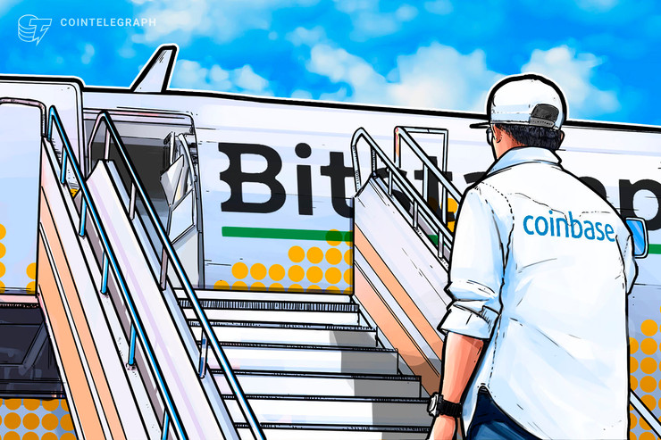 Bitstamp to Expand US Operations by Hiring Former Coinbase Exec Hunter Merghart
