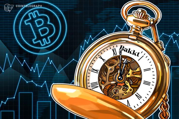 【速報】バックトのビットコイン先物、過去最高を更新 仮想通貨相場が大幅反発の中