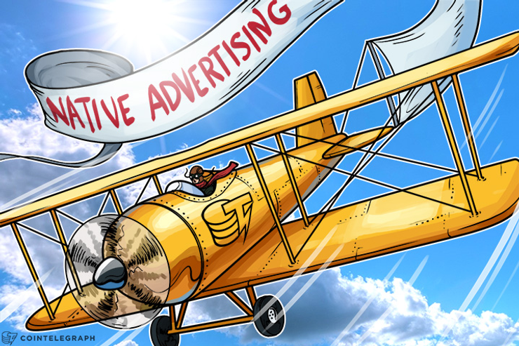Cointelegraph Native Ad Formats