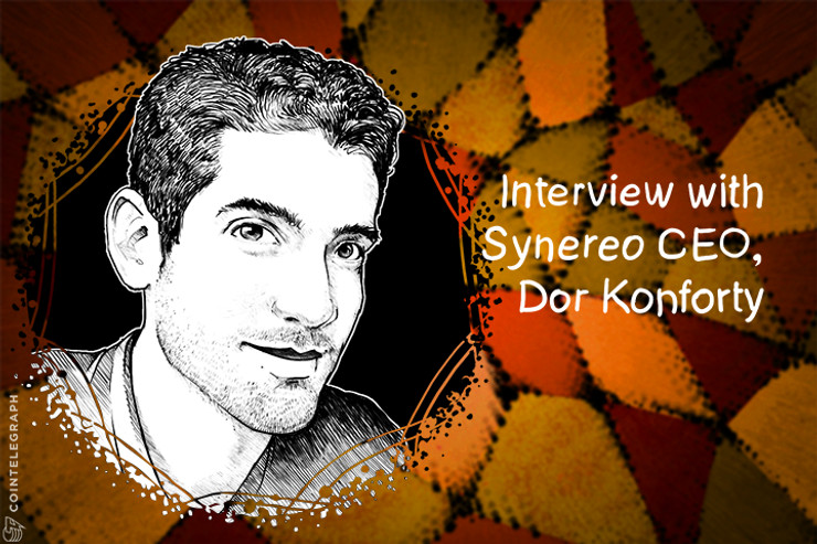 Dor Konforty: Synereo is the 'Natural Next Step' After Facebook