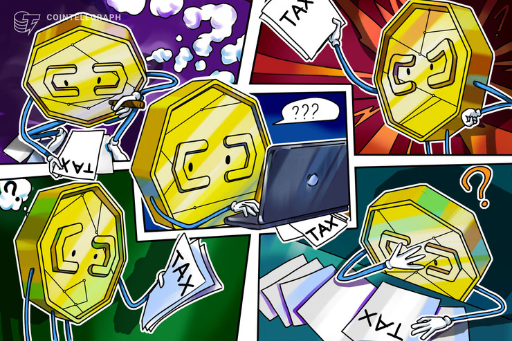 5 Cryptocurrency Tax Questions to Ask on April 15th