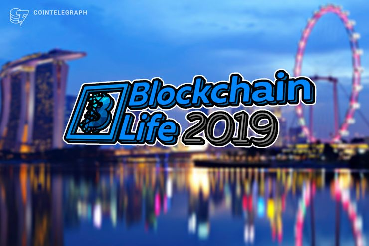 On April 23-24 in Singapore, the Global Forum Blockchain Life 2019 Welcomes 5000+ Attendees and Top Companies at its 3d Edition