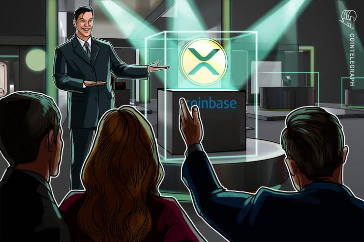 XRP encabeza las ganancias en el precio de las criptomonedas después del lanzamiento de Coinbase y ETN