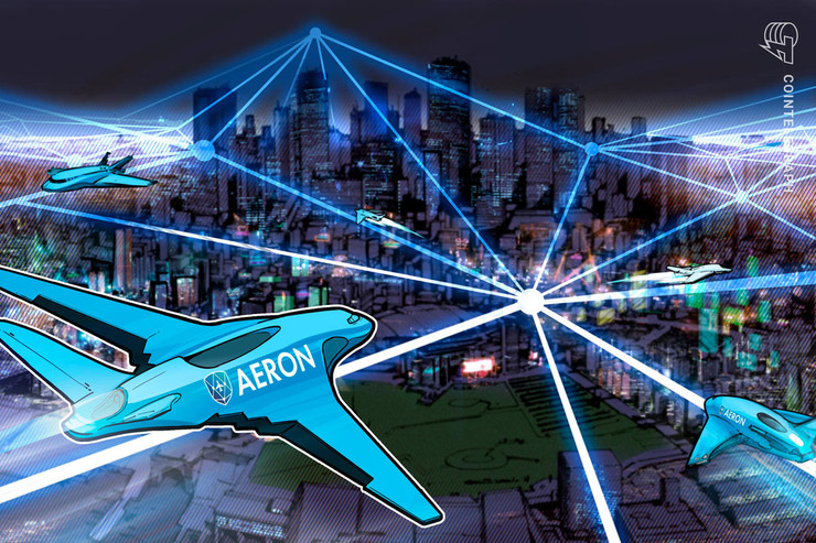 Company Says Its Aim Is to Encrypt the Sky on a Blockchain