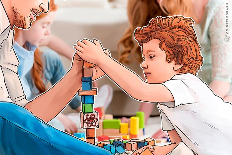 É tarefa de uma aldeia: Cuidados parentais no Blockchain