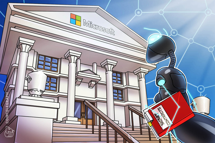 Blockchain Dev Firm Launches First Smart Contracts on Microsoft's .NET