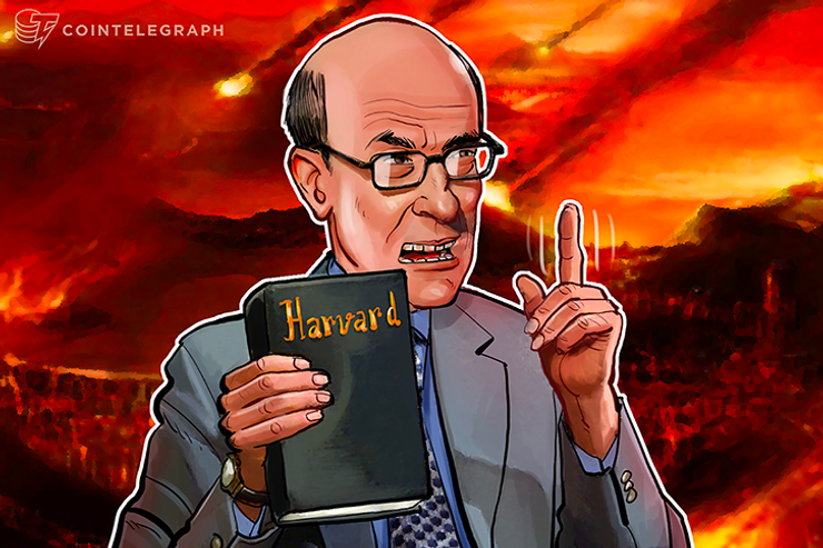 Harvard Professors Predict Bitcoin Collapse Due to Government Regulation
