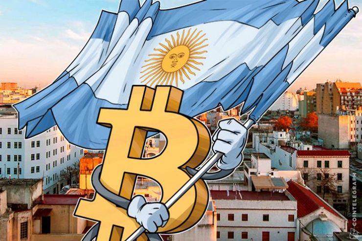 La bolsa argentina se desploma y los analistas esperan que el volumen de operaciones de Bitcoin en el país aumente