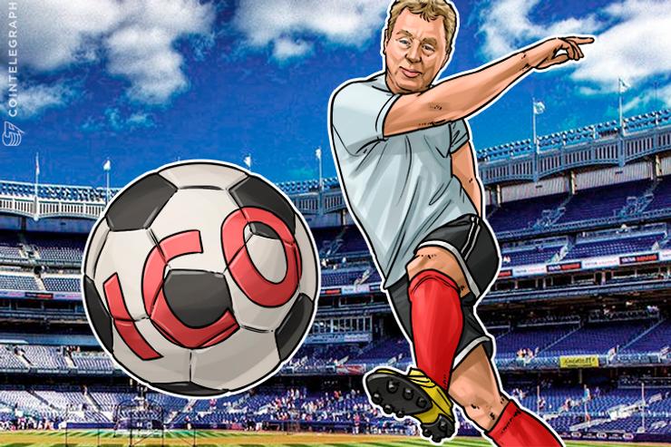 El tecnológicamente inepto mánager de fútbol promueve una ICO