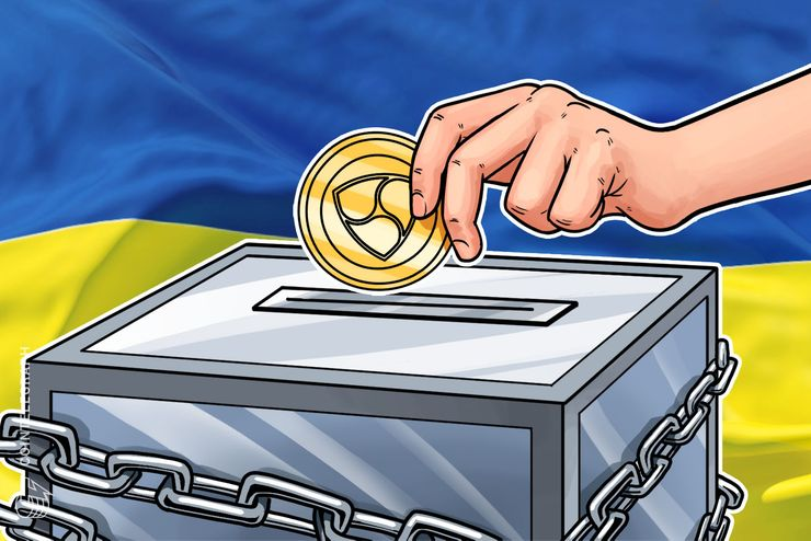 Ukraine Electoral Commission Uses NEM Blockchain for Voting Trial