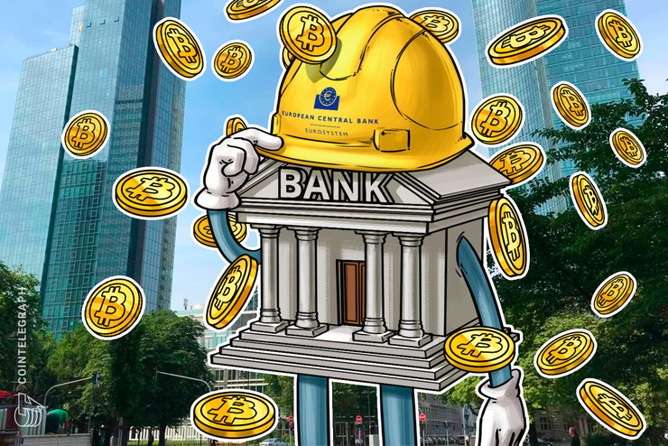 EU Central Bank Won't Add Bitcoin to Reserves — Says It's Not a Currency