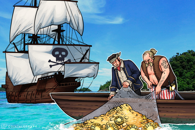 More Pirate Miners Riding the Crypto Gold Rush
