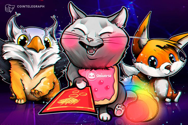 """The Cutest Crypto Game"" Celebrates Chinese New Year and Sends Out Digital Gifts thumbnail"