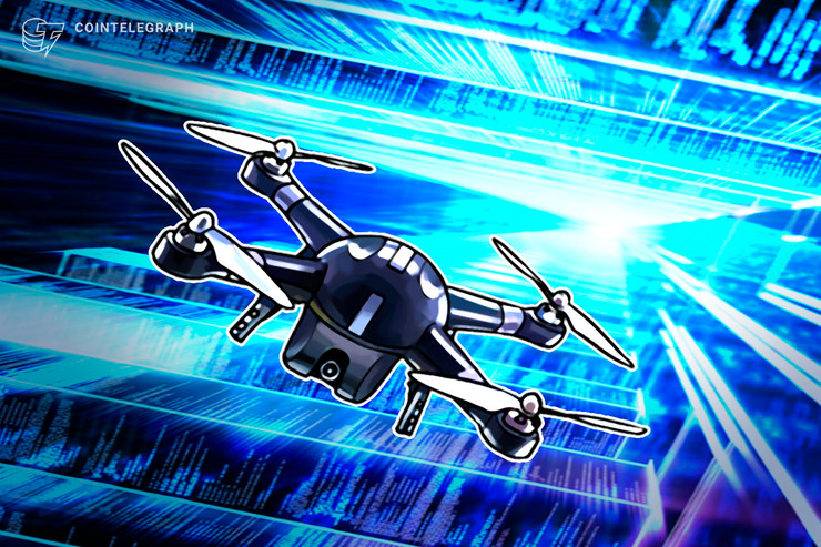 The US Dept. of Transportation Is Investigating Blockchain-Powered Delivery Drones