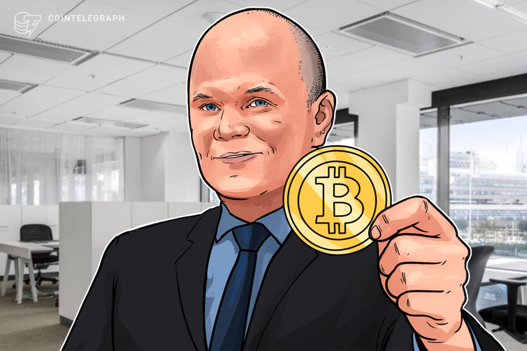 Novogratz Alludes Stimulus Causing Recent Bitcoin Uptrend
