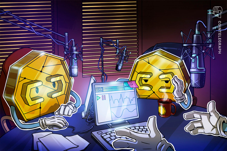 'No coiner' TikTok star launches finance podcast with Bitcoin bull Pomp