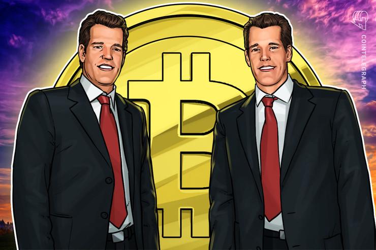 quanto os irmãos vinkevoss investiram em bitcoin software de negociação de investimento