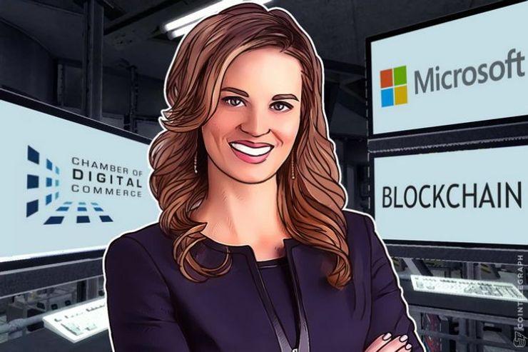 Microsoft、ブロックチェーン重視に―Chamber of Digital Commerceへ参加
