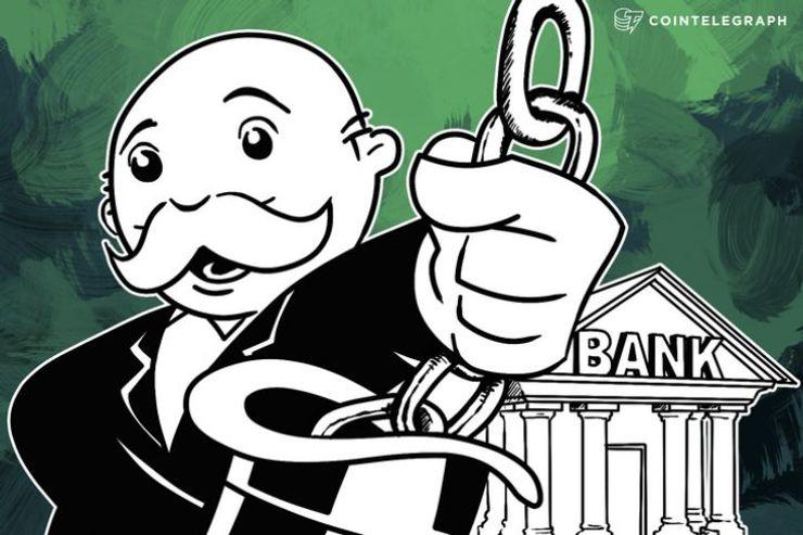ブロックチェーン・テクロノジーに真剣に関心を寄せている巨大銀行10社