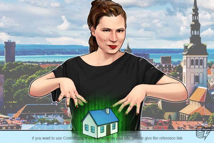 エストニアのイー・レジデンシー(電子居住)と、BitNationによるブロックチェーンを利用した新しいパブリックノータリー
