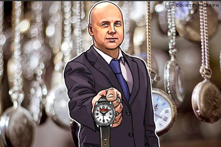 """""""ブロックチェーン時計""""の登場―高級ブランド時計の真贋を判断するためにブロックチェーンが導入される"""
