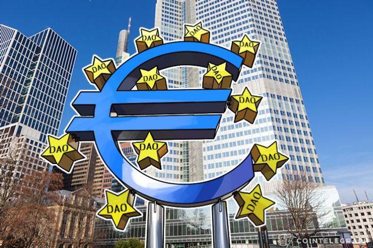 欧州中央銀行がDAO化することは可能か?ブロックチェーンがヨーロッパにおいて果たす役割