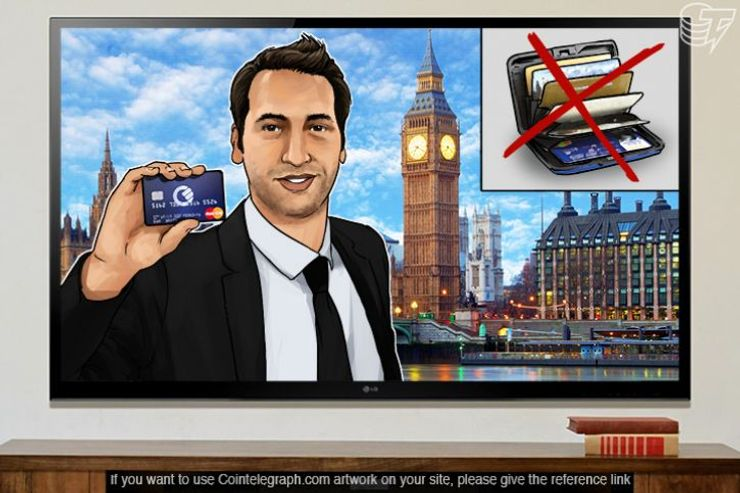 ロンドンに拠点を置く企業がオールインワンに全てのカードを利用できるサービスをローンチ