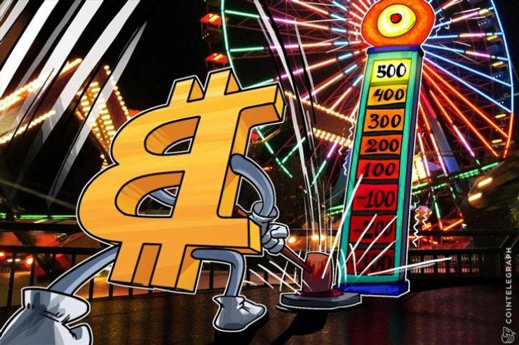 ビットコイン価格が500ドルを超える、過去約2年間で最高値