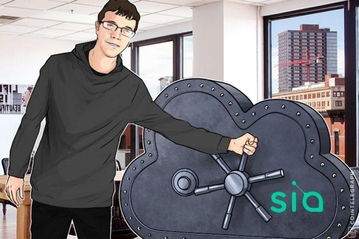クラウドストレージ・ミーツ・ブロックチェーン―SiaCoinがAmazon、Google、Microsoftの座を狙う
