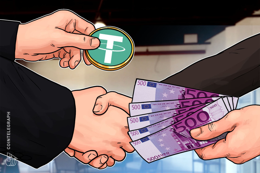 Binance exchange partner Simplex rolls out Tether to euro offramp