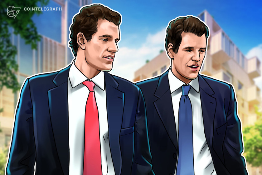 Winklevoss' Gemini exchange to count crypto taxes in real time
