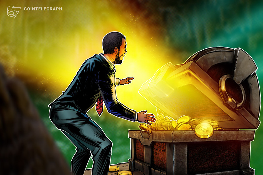 Bitcoin is the best treasury reserve asset humanity's ever had