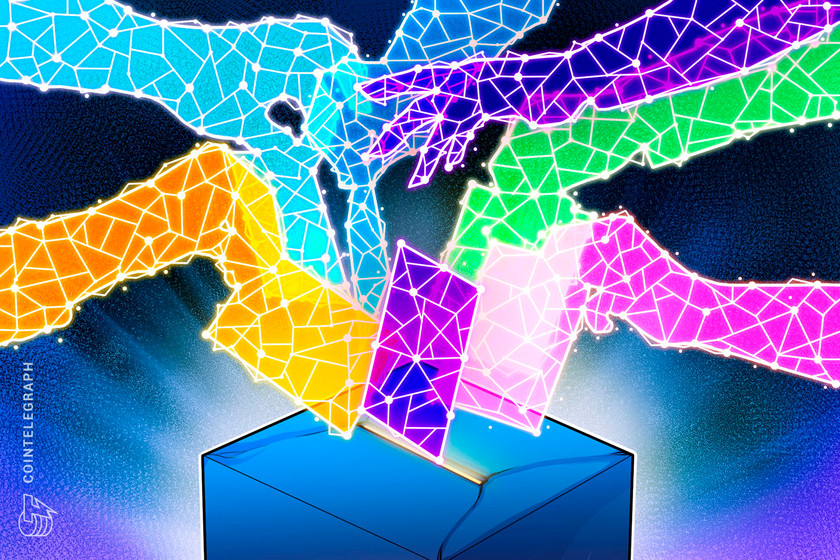 Future elections could be held on the Cardano blockchain, says Hoskinson