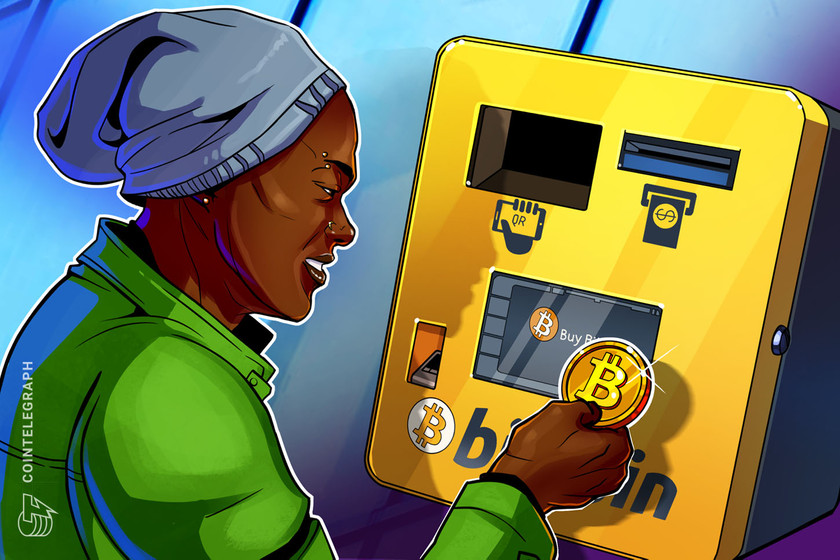 LibertyX launches Bitcoin-to-cash sales at ATMs in United States