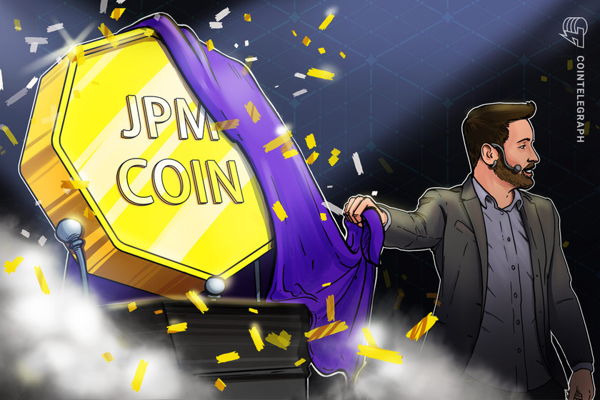 JPM Coin debut marks start of blockchain's value-driven adoption cycle